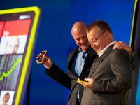 Vanzarile de smartphone-uri Nokia au scazut in trimestrul patru, dupa trecerea diviziei la Microsoft