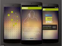 Ergo, aplicatia care permite deblocarea telefonului mobil cu urechea