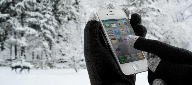 Ai grija cu telefonul mobil pe gerul din Romania! Temperatura la care toate telefoanele se inchid