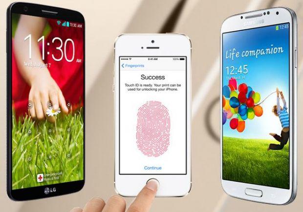 Samsung, locul 1 in 2013, anul in care s-au livrat 1 miliard de smartphone-uri. Cele mai cautate telefoane