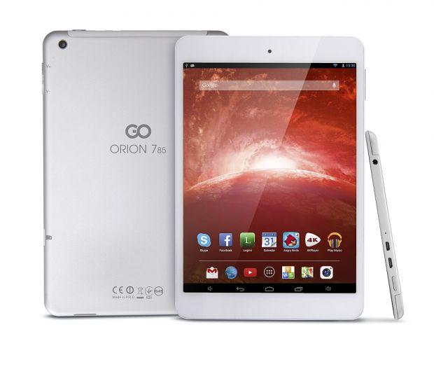 GoClever Orion 785. O tableta ieftina cu ecran de 7,85 inch si procesor in 4 nuclee