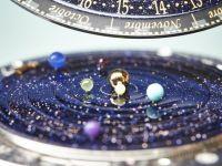 Ceasul  planetariu , editie limitata si scumpa