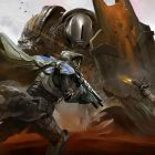 Destiny. Un shooter RPG in care actiunea se intampla intr-un univers SF.  Data lansarii: 9 septembrie - Xbox, PS4, 360, PS3