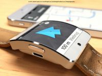 iWatch de la Apple ar putea avea incarcare solara sau wireless. Cum va fi ecranul