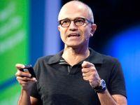 Microsoft are un nou CEO. A lucrat in companie din 1992. VIDEO