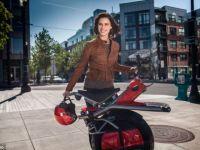 Ryno, scuterul cu o singura roata