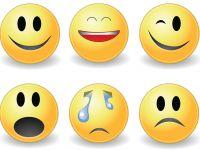 Efectele pe care emoticoanele, prezente pe Facebook sau Messenger, le au asupra functionarii creierului