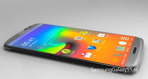 Samsung Galaxy S5 ar putea avea un ecran fara rama in stanga si in dreapta