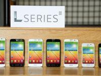 LG L90, L70 si L40, anuntate acum. Au Android 4.4 KitKat