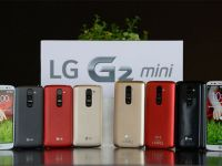 LG G2 mini e oficial. Ecran are 4,7 inch, iar specificatiile sunt bunute
