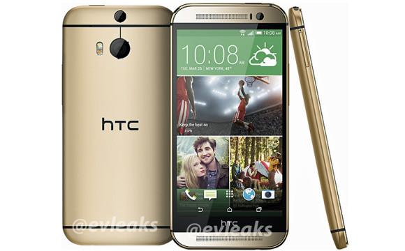 HTC One 2014. Poza oficiala cu urmatorul model al smartphone-ului a aparut pe Internet