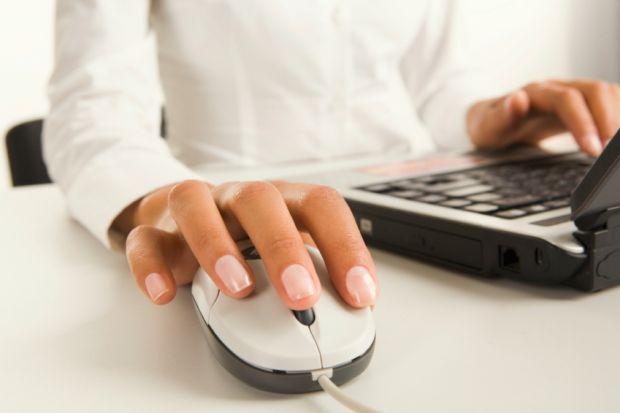 Cum folosesti mouse-ul ca sa nu te doara incheietura