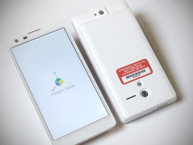 Project Tango. Google anunta primul telefon cu adevarat smart. Intelege spatiul ca un om