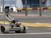 Brazilienii vor pazi suporterii de la Mondial cu ajutorul robotilor