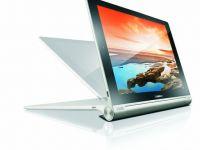 Lenovo a lansat noua generatie a tabletei Yoga 10 cu display full HD si baterie enorma