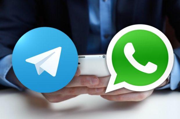 Oamenii renunta la WhatsApp. 5 milioane de persoane si-au instalat alta aplicatie, pe care o considera mai buna