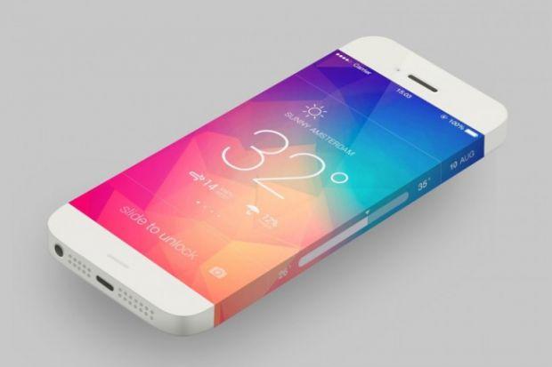 iPhone 6 nu avea margini laterale in jurul ecranului. Imaginea care sustine asta. FOTO