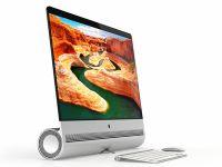 iPro, combinatia perfecta intre un Mac Pro si un iMac. Galerie foto cu unul dintre cele mai ciudate designuri de PC din lume