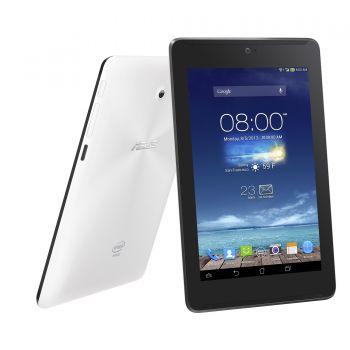 Asus FonePad HD 7. Procesor dual-core Atom Z2560 la 1.60GHz, ecran IPS, 1GB RAM, 8GB, Wi-Fi, 3G, Bluetooth 3.0, GPS, Android 4.3
