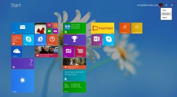Windows 8.1 Update 1, descarcat gratuit de pe net inainte de lansare! Microsoft l-a pus la liber din greseala