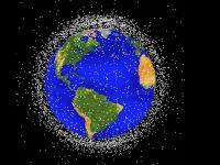 Un laser urias va ajuta la curatarea spatiului de gunoaie