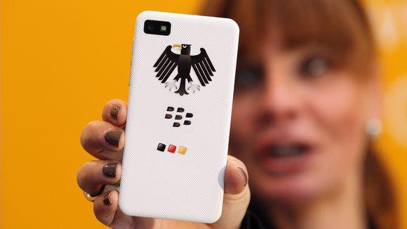 BlackBerry-ul la care nu poti fi ascultat nici de Guvern. Pretul nu e deloc modic