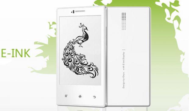 Midia InkPhone, smartphone-ul la care bateria tine doua saptamani cu o singura incarcare