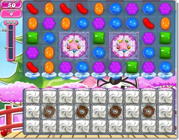 Candy Crush Saga, declarat oficial  joc complicat . Un mare matematician explica