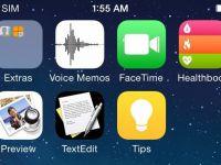iOS 8. Presupuse imagini cu noul sistem de operare de la Apple au ajuns pe Internet