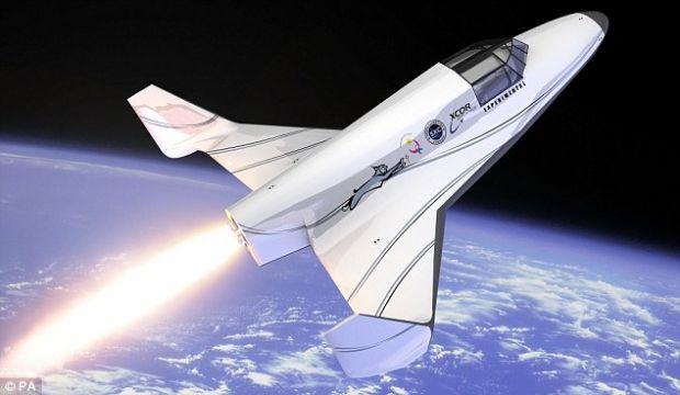 Democratizarea zborurilor in spatiu: XCOR Aerospace vine cu cea mai ieftina oferta pentru persoanele private
