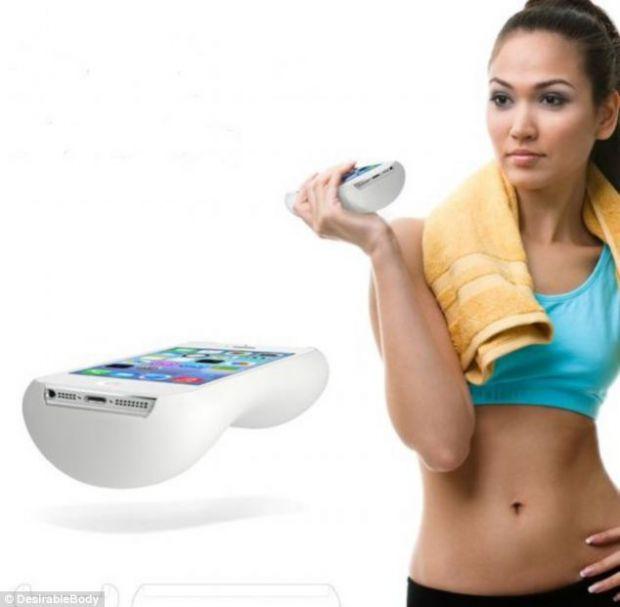 Husa de telefon care poate fi folosita la exercitii fizice
