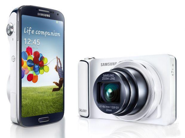 Samsung Galaxy S5 Zoom. Camera foto mai puternica decat se credea