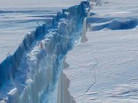 Ghetarii arctici se topesc cu 77% mai repede decat in urma cu 40 de ani