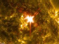 Exploziile solare de tip X, sursa aurorelor boreale, surprinse de Solar Dynamics Observatory al NASA VIDEO