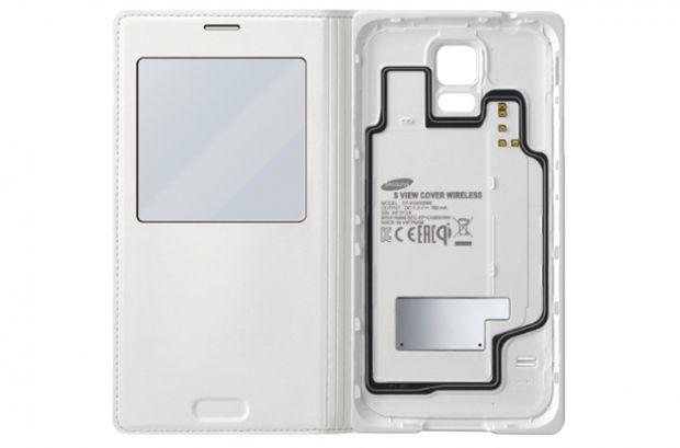 Samsung Galaxy S5 primeste o husa cu incarcare wireless