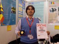 Corneliu Birtok-Baneasa, aur si premiul special la Salonul de Inventii Geneva