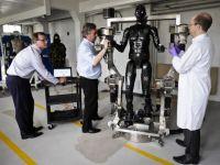 Proton Man, manechinul folosit pentru testarea echipamentelor militare
