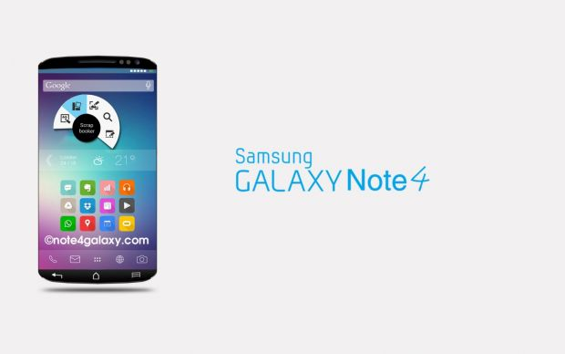 Samsung Galaxy Note 4. Primele specificatii care au aparut pe Internet