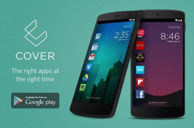 Cover, probabil cea mai tare aplicatie Android care iti organizeaza telefonul