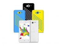 Goclever Quantum 400. Explozie de culoare pe noile telefoane Android la pret redus. VIDEO