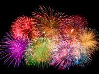 Ce se intampla in focurile de artificii? O drona a filmat totul VIDEO