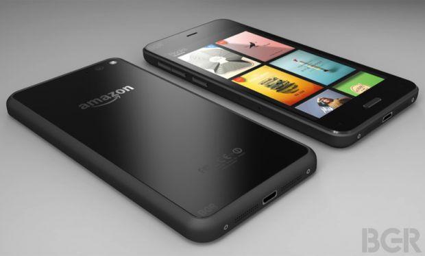 Primul telefon de la Amazon ar fi aparut pe Internet. Asa arata: