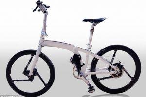Reinventarea rotii: Bicicleta cu suspensii in loc de spite VIDEO