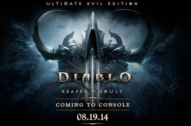 Diablo III: Reaper of Souls - Ultimate Evil Edition pentru console apare la vara. Preturile pentru Romania