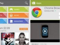 Google Play Store primeste o noua interfata si integrare cu PayPal