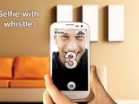 Whistle Camera, aplicatia care iti permite sa faci poze fluierand