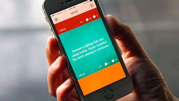 Secret. Reteaua sociala cu cele mai multe barfe e acum disponibila pe Android