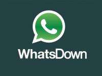WhatsApp a facut iar pana. Serverele au picat din nou