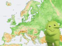 Kantar: Android creste tot mai mult in Europa, iar brandurile mici prind curaj
