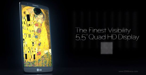 LG G3, primul video oficial este pe Internet